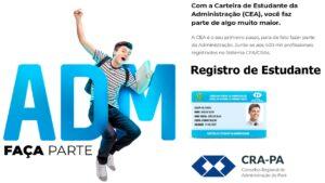 Registro de Estudante