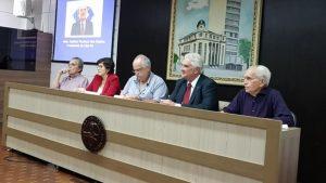 Presidente do CRA-PA participou de reunião na ACP-PA
