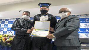 CRA-PA participar de colação de grau na Escola Superior Madre Celeste