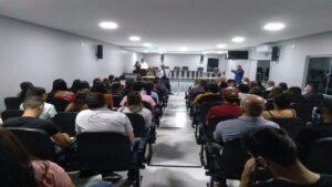 CRA-PA marcou presença em evento na cidade de Novo Progresso