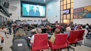Profissionais de Administração são homenageados durante sessão especial na Alepa